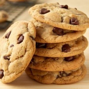 Cookie con chips de chocolate x 2 un