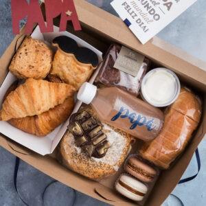 Desayuno #GrandePa!