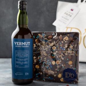 Vermut y chocolate!